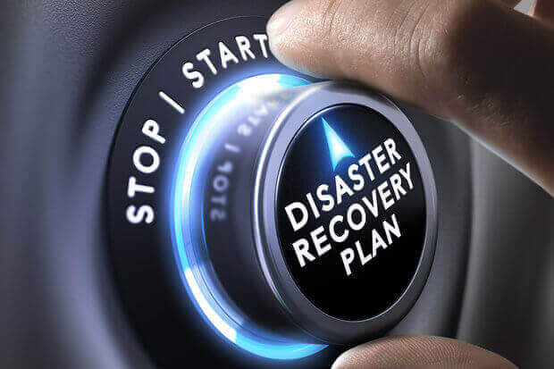 Data Center Disaster Recovery Solution